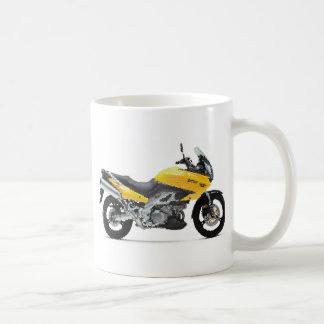 suz VStrom DL650 2004 Gen1 cracked Coffee Mug
