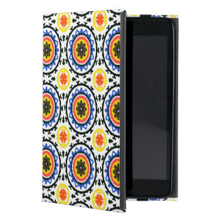 Suzani Pattern Case For iPad Mini