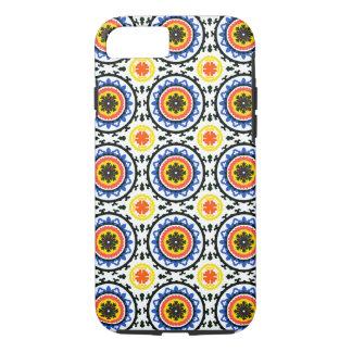 Suzani Pattern iPhone 7 Case