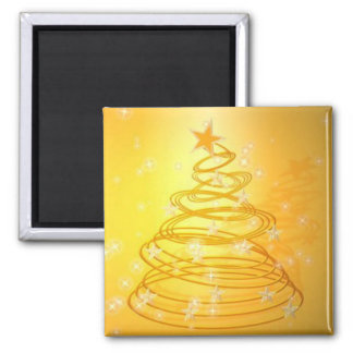 SUZANNE ELIZABETH CHRISTMAS COLLECTION 2 INCH SQUARE MAGNET