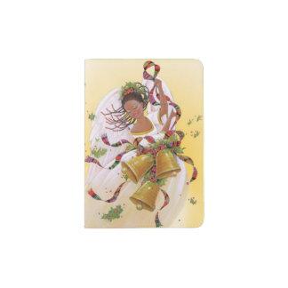 SUZANNE ELIZABETH CHRISTMAS COLLECTION PASSPORT HOLDER