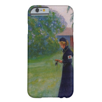 Suzanne in Red Cross Uniform Barely There iPhone 6 Case