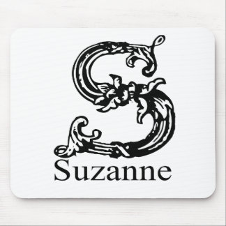 Suzanne Mouse Pad