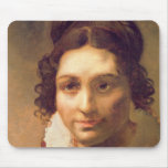 Suzanne or Portrait presumed Mouse Pad