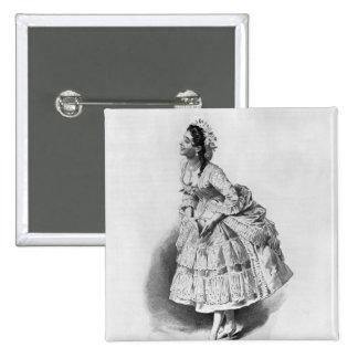 Suzanne Pinback Button