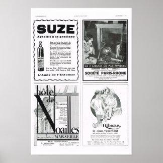 Suze y otros póster