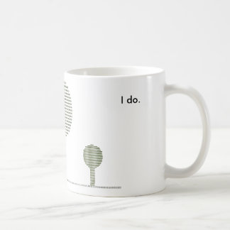 Suzeco Do you care? Coffee Mug