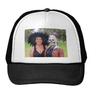 Suzi and Jess Hat