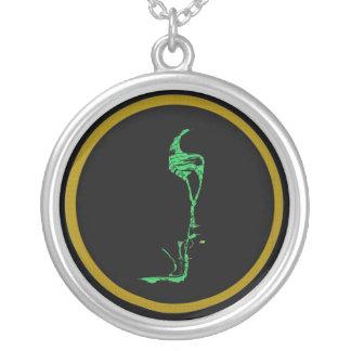 Suzie Harsin Sterling Silver Necklace
