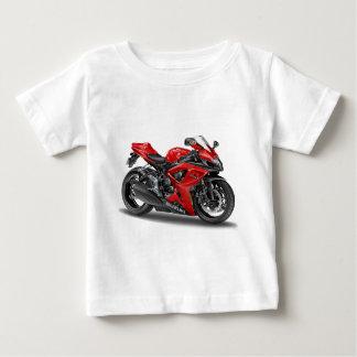 suzuki GSX-R600 Red Bike T-shirt