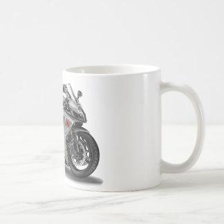Suzuki GSX-R600 Silver Bike Coffee Mug
