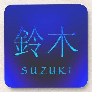 Suzuki Monogram Drink Coaster