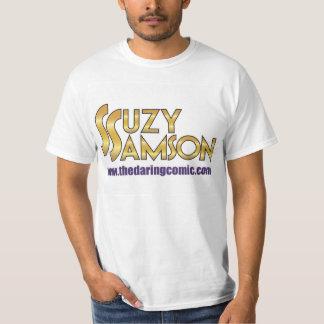 Suzy Samson Stronger Than Ever T-shirt