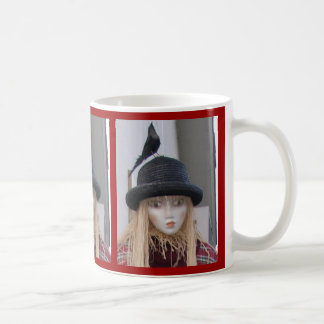 Suzy Scarecrow Coffee Cup