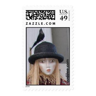 Suzy Scarecrow Doll USPS Stamp audilee.com