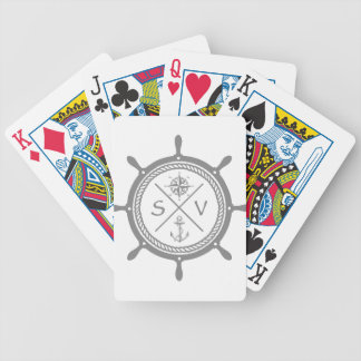 SV3 BICYCLE PLAYING CARDS
