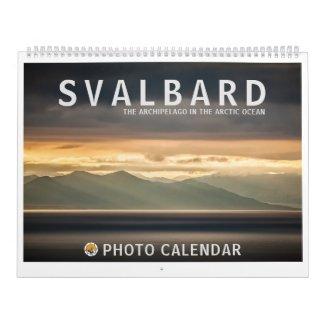 Svalbard 2022 calendar