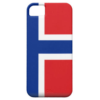Svalbard Jan Mayen (Norway) Flag iPhone 5 Cases