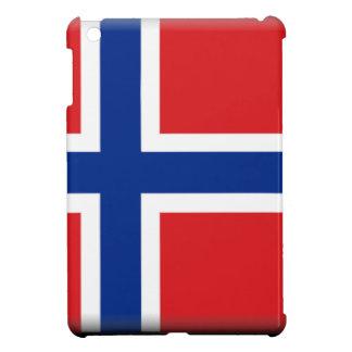 Svalbard Jan Mayen Norway Flag iPad Mini Case
