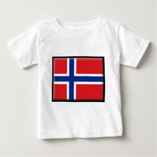 Svalbard Jan Mayen (Norway) Flag Shirt
