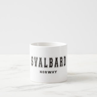 Svalbard Norway Espresso Cup
