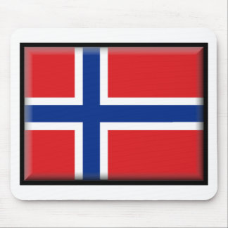 Svalbard (Norway) Flag Mouse Pad