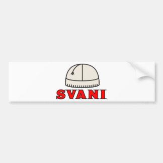 Svani Bumper Sticker