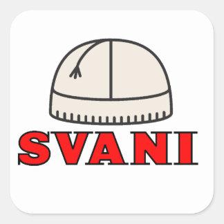 Svani Stickers