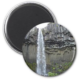 Svartifoss waterfall, Iceland Magnet
