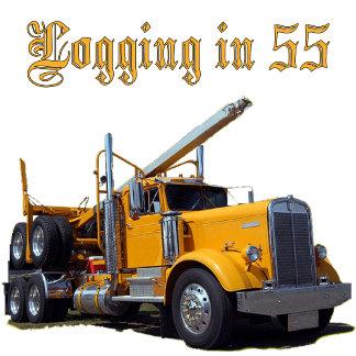 Logging in '55