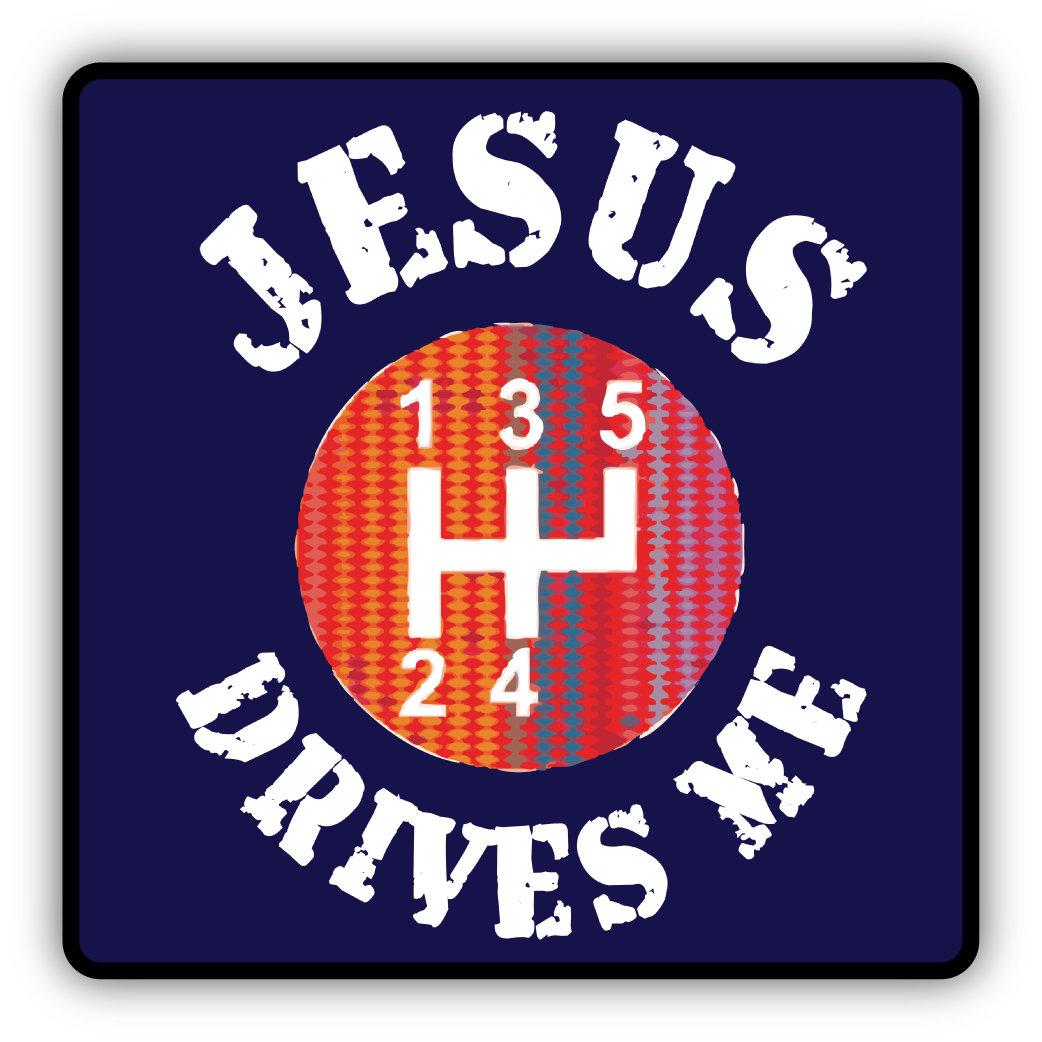 Jesus Drives Me