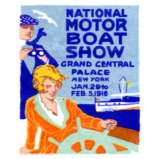 Vintage Maritime, Nautical Posters