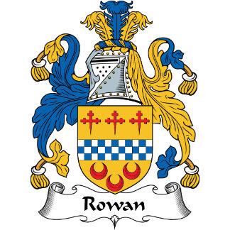 Rowan Family Crest