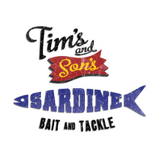 Tim's and Son's Sardine, Bait and Tackle Shop