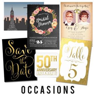 ► Wedding Occasions