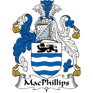 MacPhillips Coat of Arms