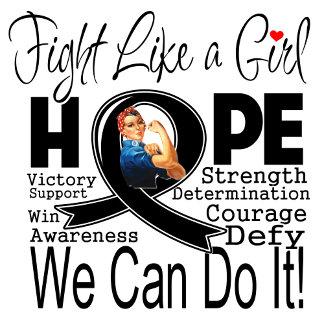 Melanoma Fight We Can Do It