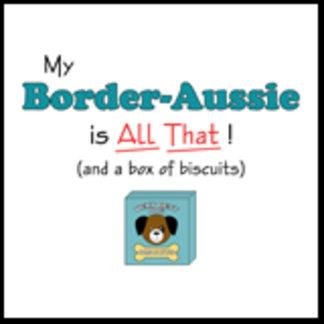My Border-Aussie is All That!