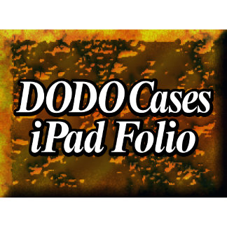 DODO Cases iPad Folio