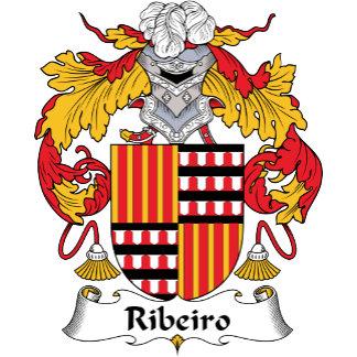 Ribeiro Family Crest