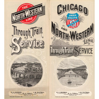 Chicago and North Western Line