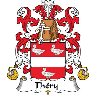 Thery Family Crest