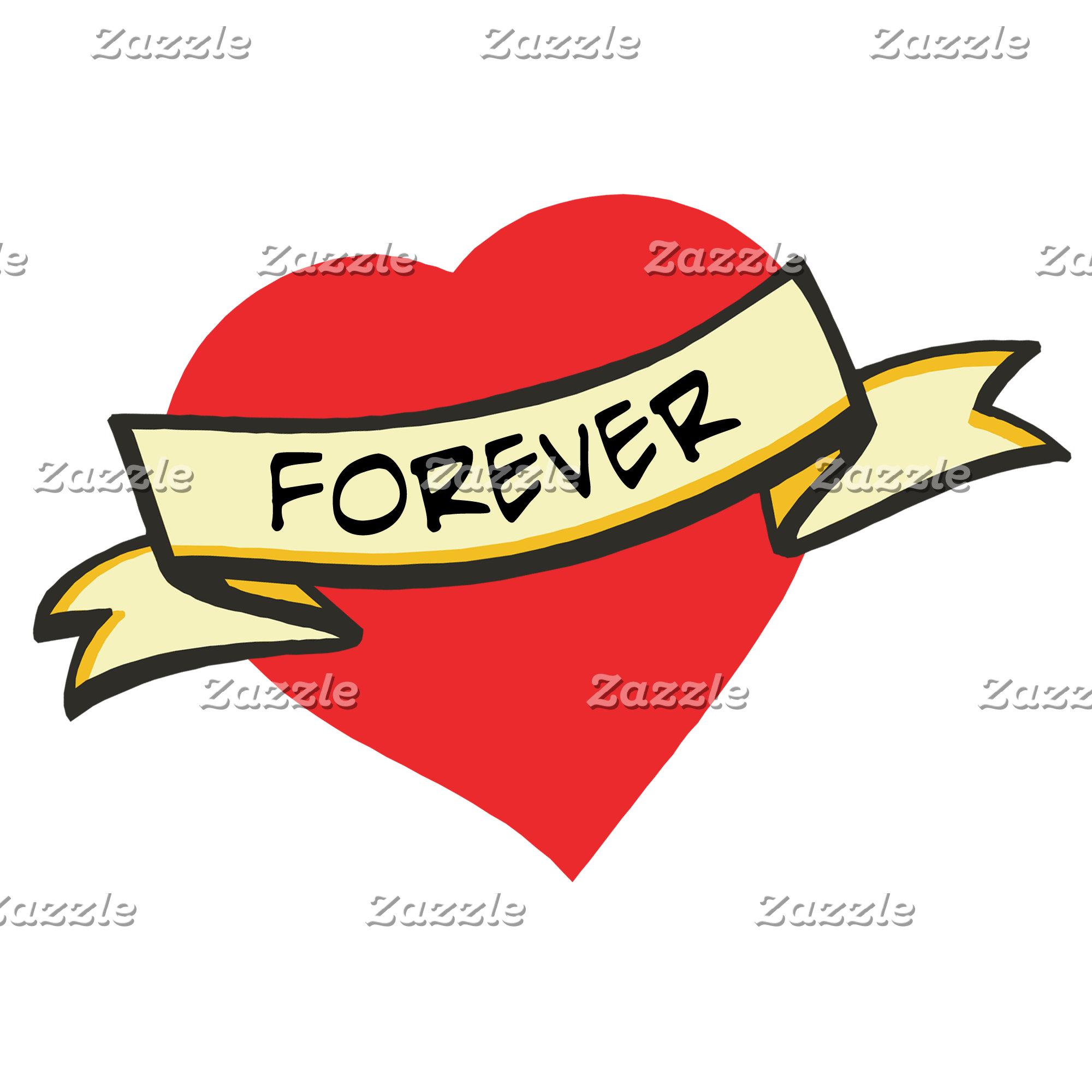 Customizable Love Forever