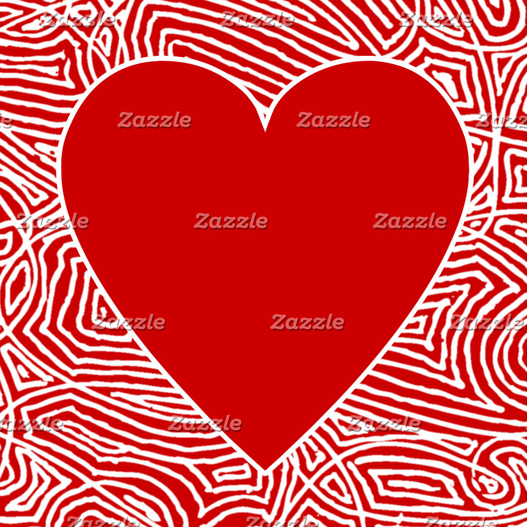 Hearts (Scribbleprints)
