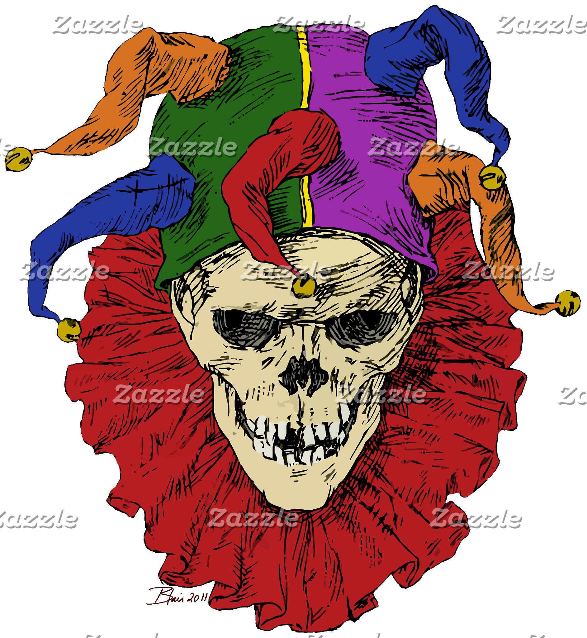 Skulls & Skeletons 2