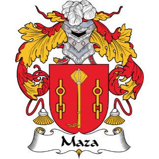 Maza Family Crest