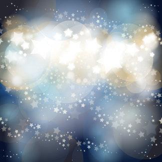 Sparks in Blue