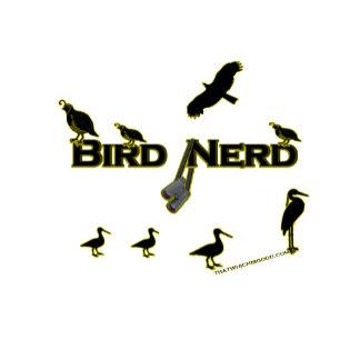 Bird Nerd Silhouette