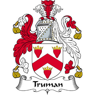 Truman Family Crest