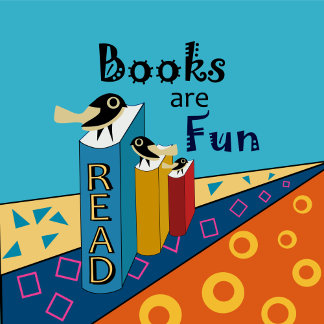 Books Are Fun: Read